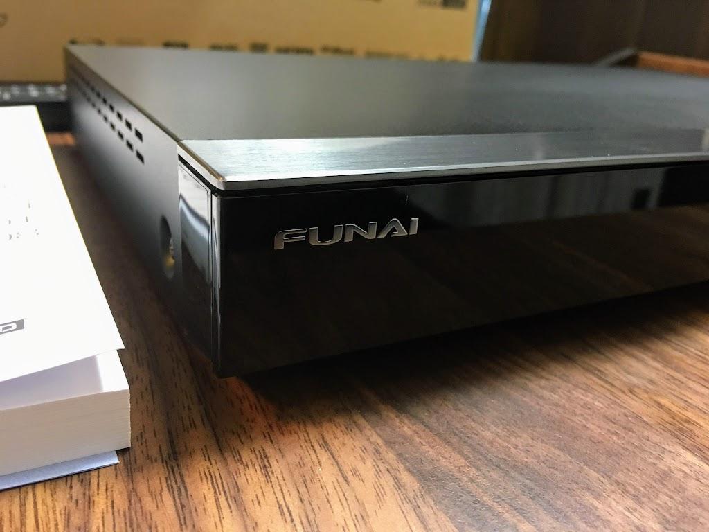 レビュー:FUNAIのブルーレイレコーダー(FBR-UT1000)をPayPayで購入!おすすめです。