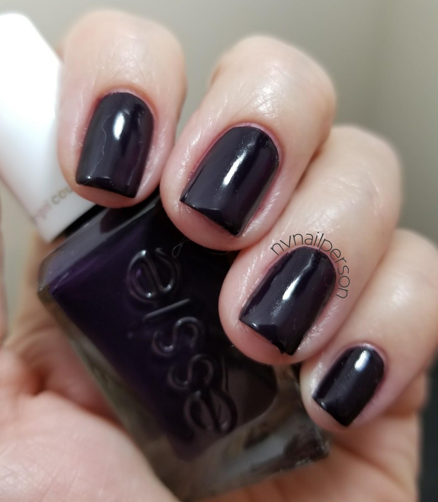 nvnailperson: Essie - Amethyst Noir