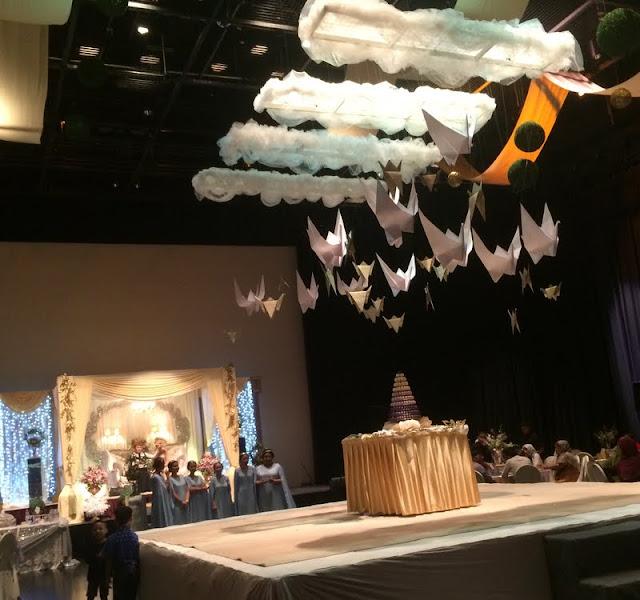 Malay Wedding Food: My Solitaire Wedding: A Malay Wedding At Joyden Hall At Bugis