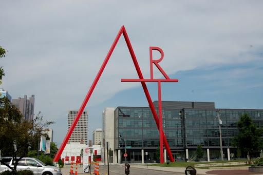 Музей Исскуства в Коламбусе, Огайо (Columbus Museum of Art, Columbus, OH)