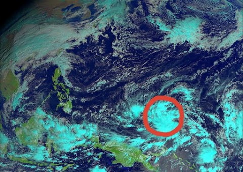 Updates: Typhoon Amang Intensifies, Threatens to Hit Mindanao and Visayas on Weekend