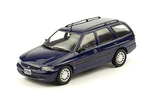 Ford Escort CLX Rural 1996 1:43, autos inolvidables argentinos 80 90