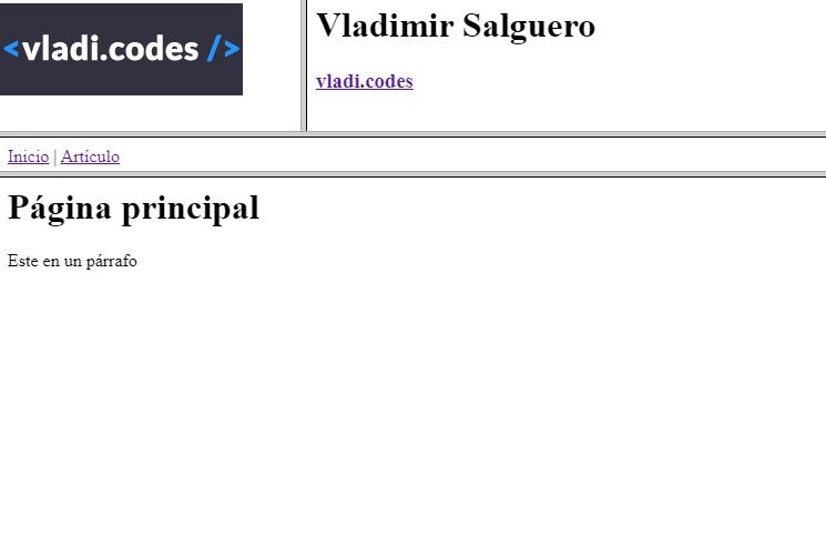 vladi.codes CSS3