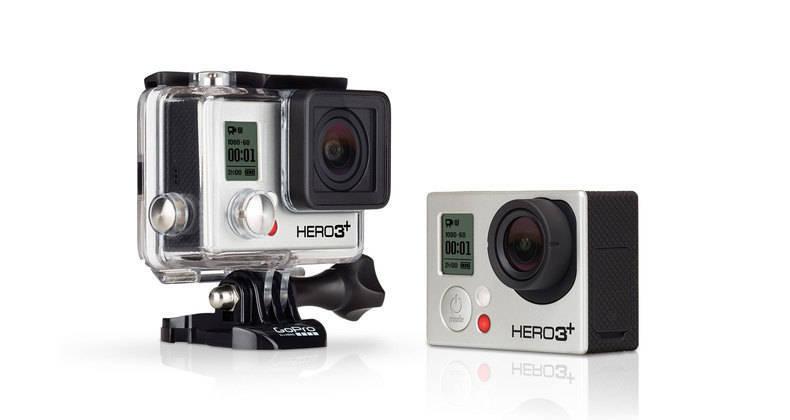 A qué calidad poner los vídeos para grabar con la GoPro