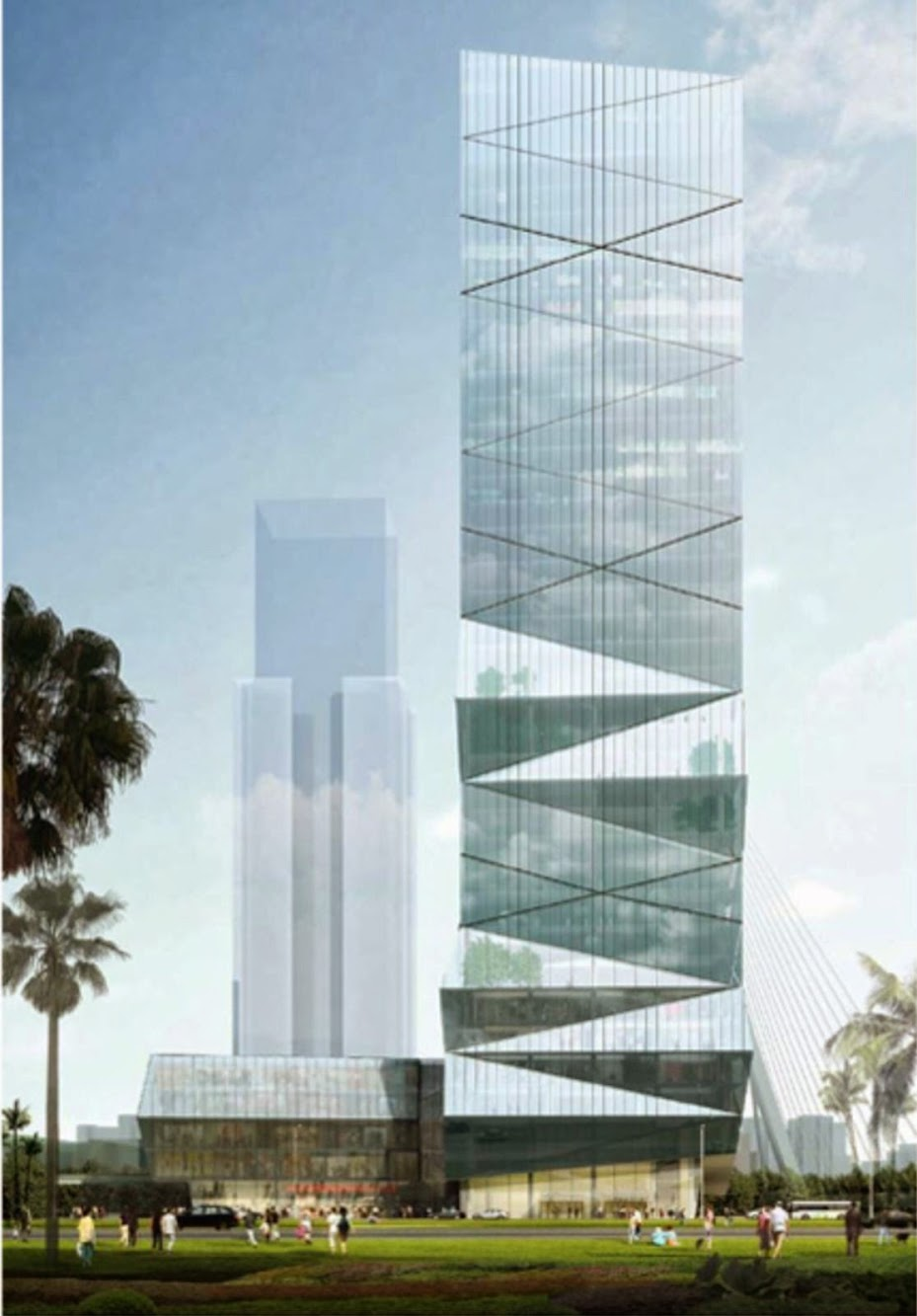 HENN wins competition in Wenzhou China