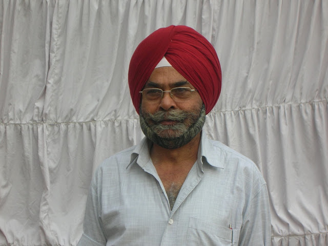 2008 Winter Nationals - Directorial Staff Jagmohan Singh