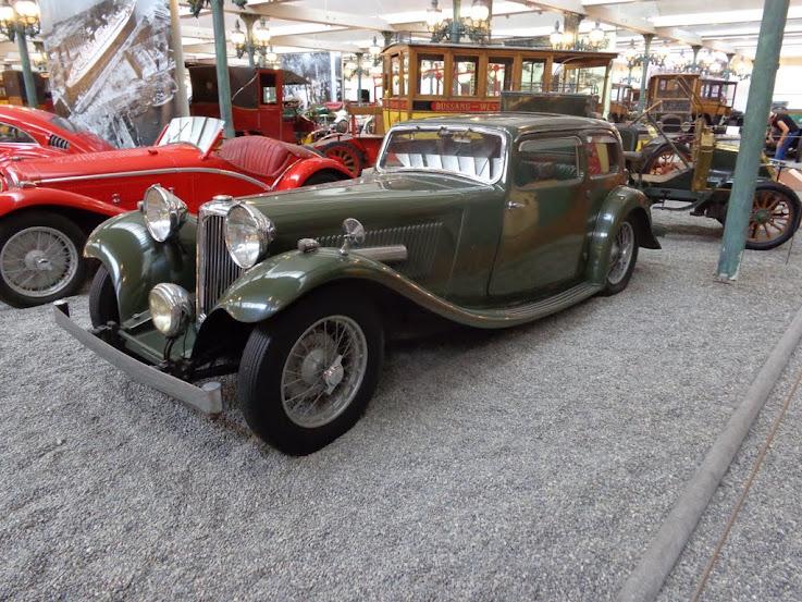 Musée Automobile de Mulhouse  DSC01059