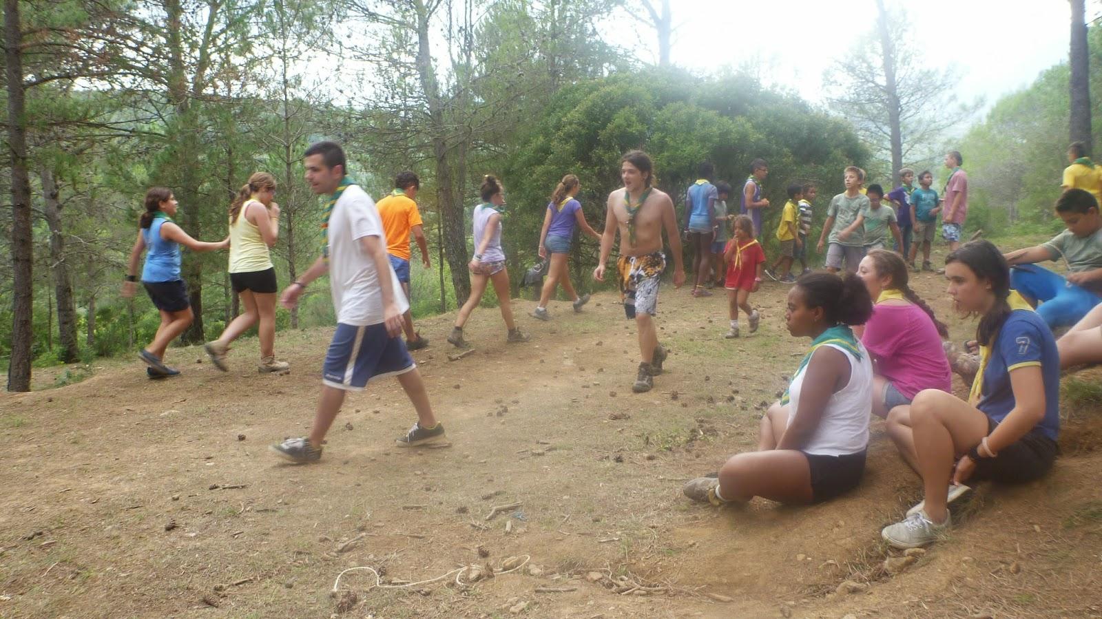 Campaments Estiu Cabanelles 2014 - P1070193.JPG