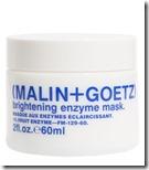 Malin Goetz Brightening Enzyme Mask
