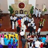 Thánh lễ mừng bổn mạng giáo xứ - 2013
