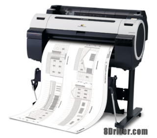 Download Canon imagePROGRAF iPF650 Printers driver software & installing
