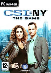 CSI: NY -- The Game - Review By Mitsuo Takemoto