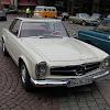 Startnummer 19 Mercedes 230 SL (Pagode) 1965