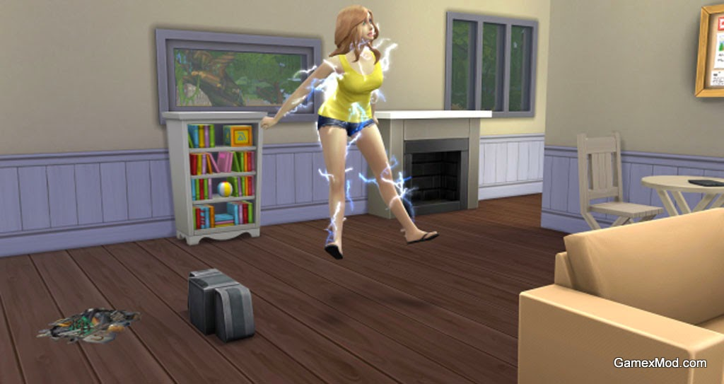The Sims 4 Deluxe Edition v1.3.2 Full Crack - Game Screenshot