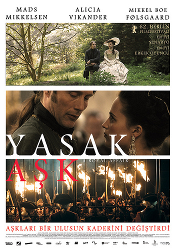 Yasak Aşk - En kongelig affære