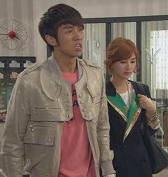 Im Seul Ong, Choi Eun Seo