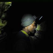 Mineros en el infierno.