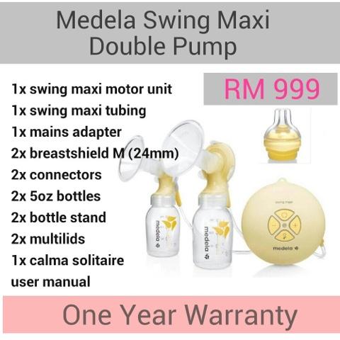Medela Swing Medela Swing Maxi Medela Freestyle 2016