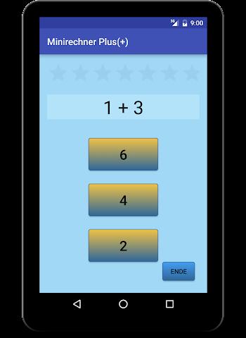 android Minirechner Plus(+) Screenshot 8
