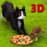 Cat Vs Mouse Simulator 3D icon