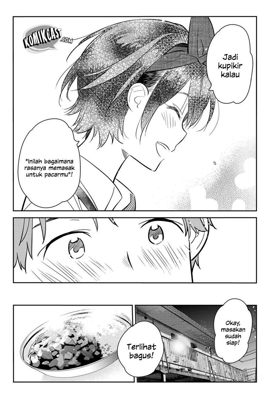 Kanojo, Okarishimasu  Chapter 63