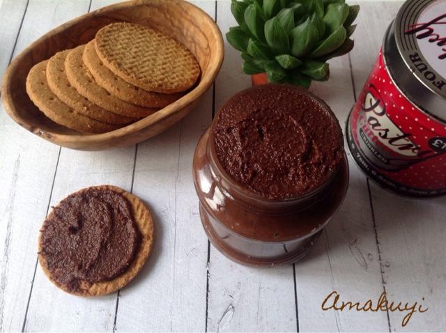 Nocilla-casera-crema-de-cacao-