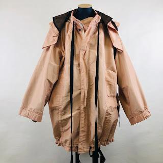 Blush Oversize Jacket