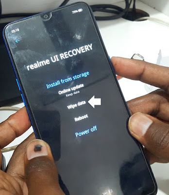 Realme 5 Unlock When Forgot Pattern Lock or Password