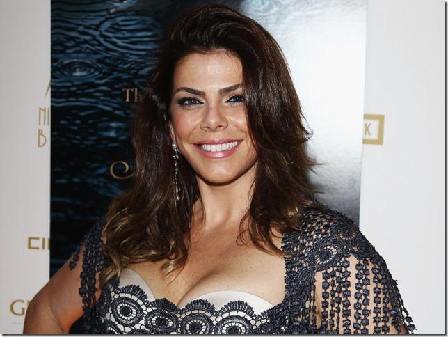 RS Notícias: Gisele Fraga, atriz e modelo brasileira