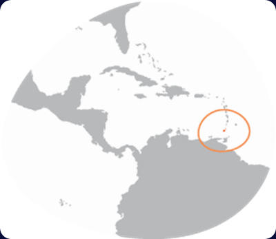 grenada-country-map