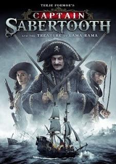 Thuyền Trưởng Răng Kiếm và Kho Báu của Lama - Captain Sabertooth and the Treasure of Lama Rama (2014)