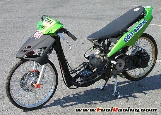 kumpulan modifikasi mio drag 2012