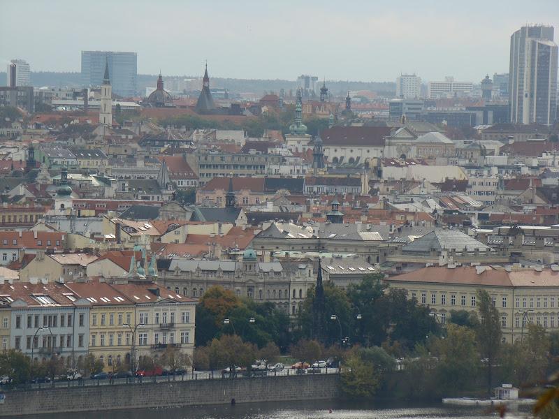 Colina de Petřín, Praga
