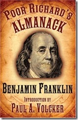 Benjamin Franklin, Poor Richard's