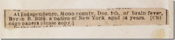 来自Delia A. Hooker的宣誓书,1883年4月24日,P. 1