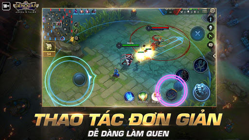 Garena Liu00ean Quu00e2n Mobile 1.19.1.1 screenshots {n} 2