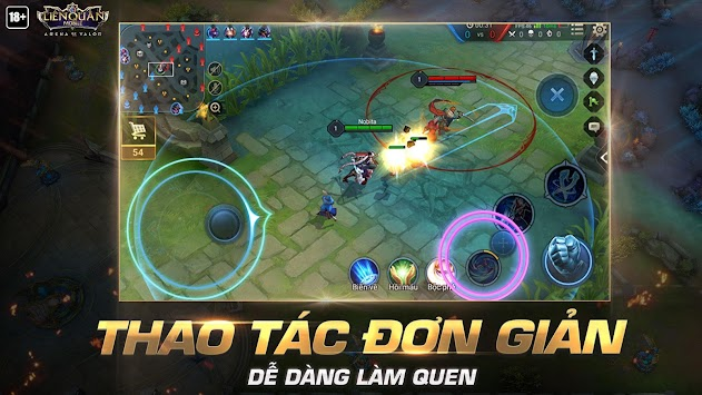 Garena ليان كوان موبايل APK screenshot thumbnail 2