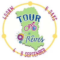 Tour de Rêves charity bike tour Deux-Sèvres French Village Diaries