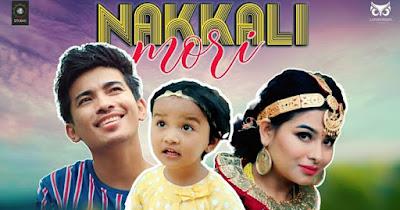 Popular Child Artist Shailyn Shrestha on Music Video