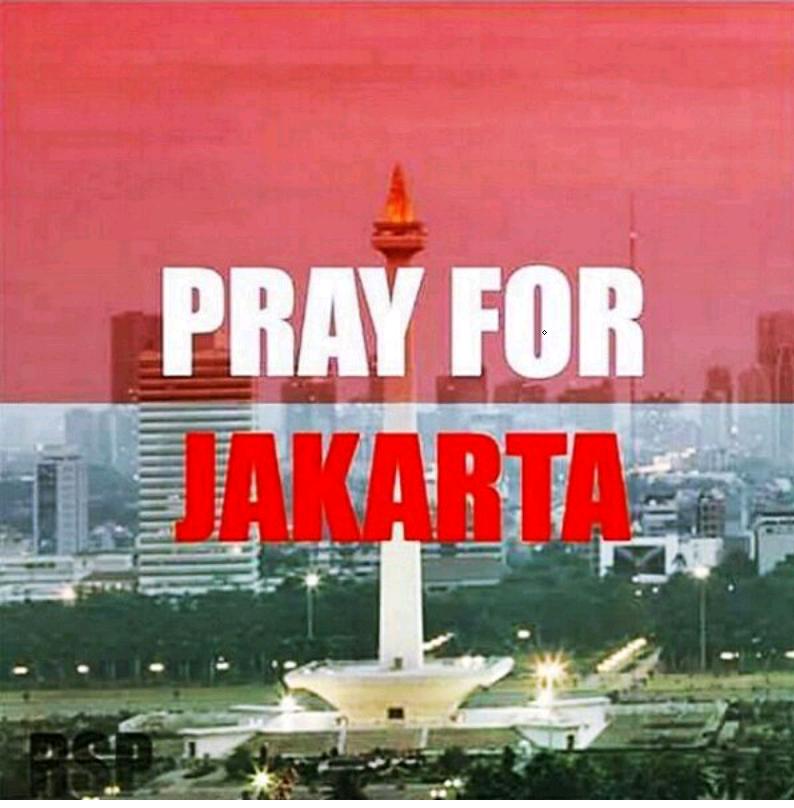 Sial! Gue Gagal Bikin Teror Di Indonesia!!