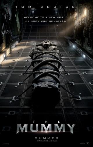 Xác Ướp - The Mummy (2017)