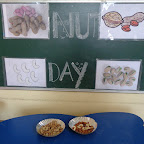 Nut Day (Nursery) 19.10.2015