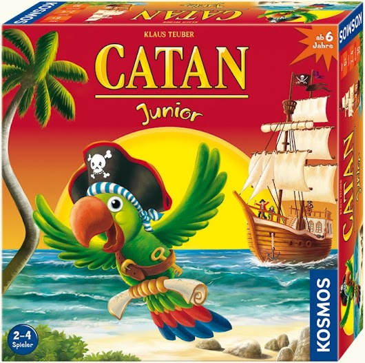 Igrali smo: Catan – Junior