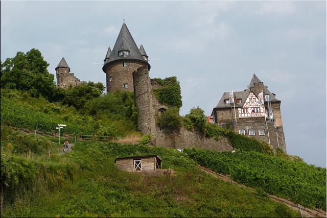 El Castillo Stahleck - Bacharach