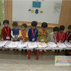 Ganesh Chaturthi Celebration of Playgroup Morning Section at Witty World, Chikoowadi(2017-18)