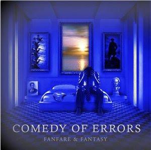 Comedy Of Errors - Fanfare & Fantasy (2013)