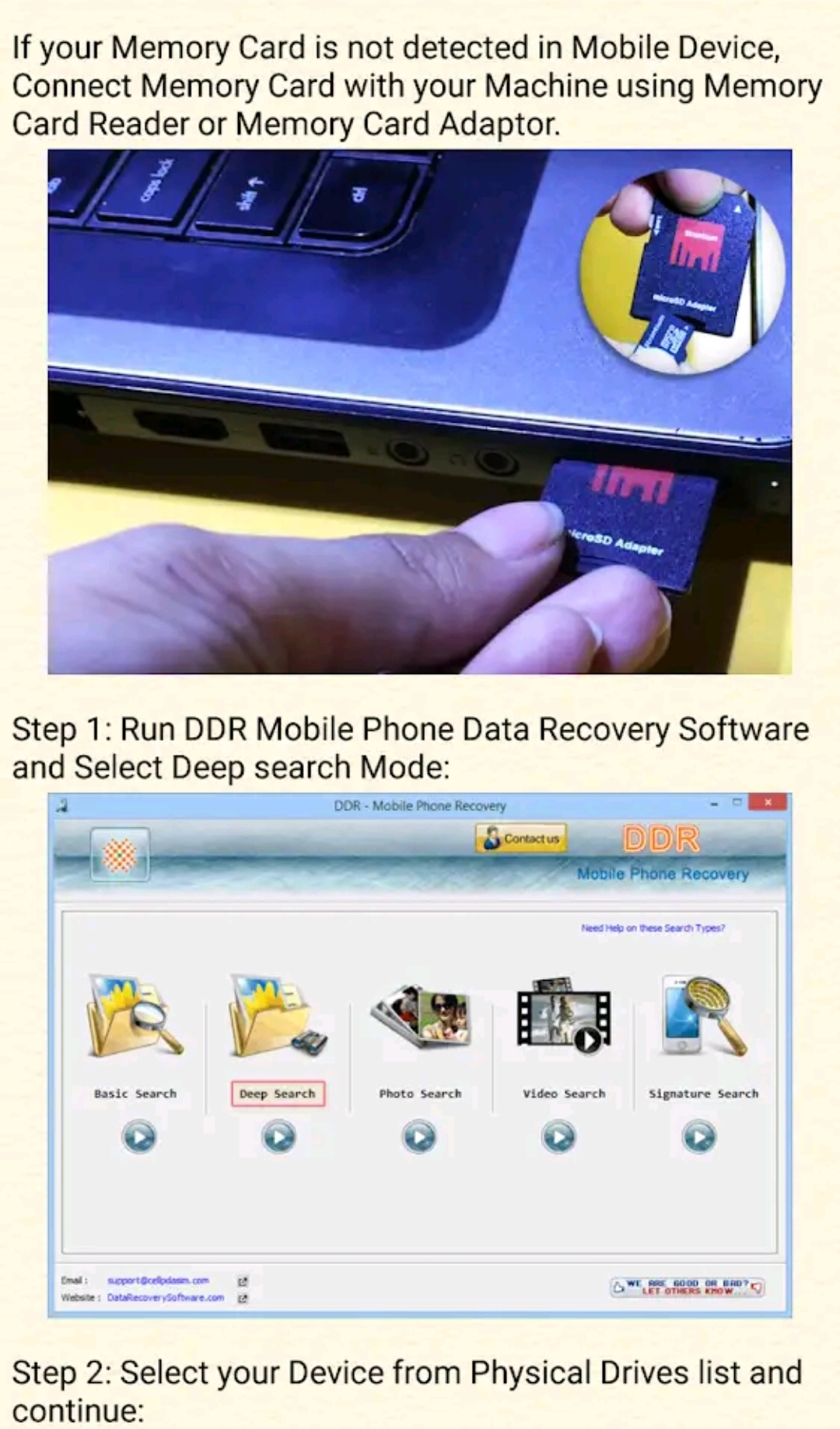 Hard Drive Data Restore Advisor To Recover Deleted Photos Videos Files & Folders