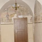 2012.03.01.-Odrestaurowany fresk w korytarzu krzyża.JPG