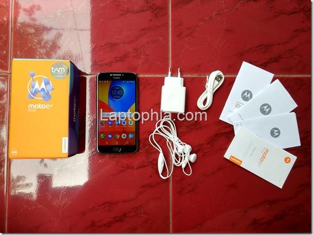 Paket Pembelian Motorola Moto E4 Plus