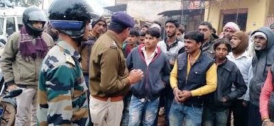 राष्ट्रीय यातायात सप्ताह के दौरान, शिवपुरी पुलिस द्वारा चलाया जा रहा है यातायात जागरूकता अभियान   Shivpuri News